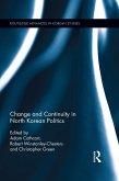 Change and Continuity in North Korean Politics (eBook, ePUB)