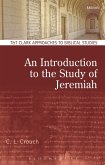 An Introduction to the Study of Jeremiah (eBook, ePUB)