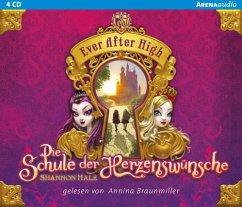 Die Schule der Herzenswünsche / Ever After High Bd.1 (Audio-CD) (Mängelexemplar) - Hale, Shannon