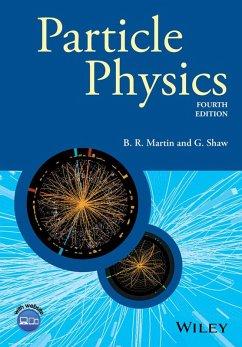Particle Physics (eBook, PDF) - Shaw, Graham; Martin, Brian R.