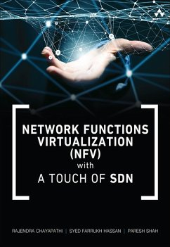 Network Functions Virtualization (NFV) with a Touch of SDN (eBook, PDF)