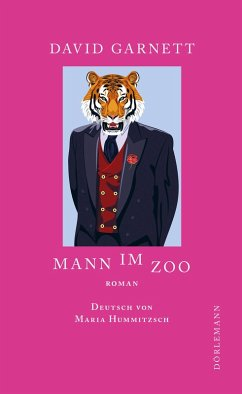 Mann im Zoo (eBook, ePUB) - Garnett, David