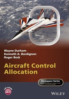 Aircraft Control Allocation (eBook, ePUB) - Beck, Roger; Bordignon, Kenneth A.; Durham, Wayne
