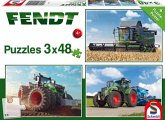 Fendt 1050 Vario / 724 Vario / 6275L (Kinderpuzzle)