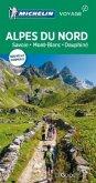 Michelin Le Guide Vert Alpes du Nord