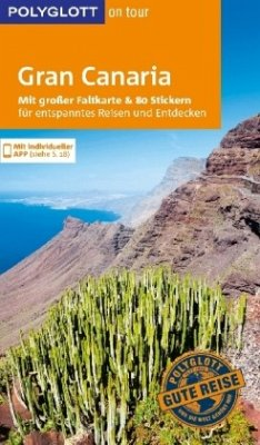 POLYGLOTT on tour Reiseführer Gran Canaria - Lipps, Susanne; Börjes, Irene