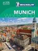 Michelin Le Guide Vert Munich et Bavière Weekend