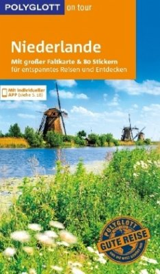 POLYGLOTT on tour Reiseführer Niederlande