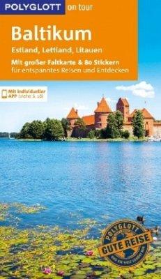 POLYGLOTT on tour Reiseführer Baltikum