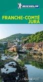 Michelin Le Guide Vert Franche-Comté, Jura
