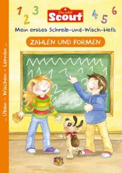 Scout - Mein erstes Schreib-und-Wisch-Heft - Za...