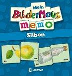 Mein Bildermaus-Memo - Silben (Kinderspiel)