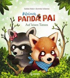 Auf leisen Tatzen / Kleiner Panda Pai Bd.2 - Hula, Saskia