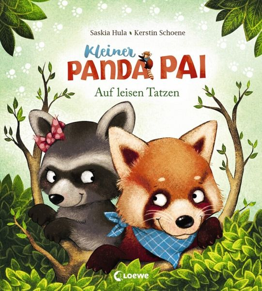 Buch-Reihe Kleiner Panda Pai