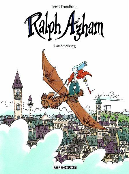 Buch-Reihe Ralph Azham