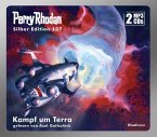 Kampf um Terra / Perry Rhodan - Silberband Bd.137 (MP3-CD)