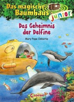 Das Geheimnis der Delfine / Das magische Baumhaus junior Bd.9 - Pope Osborne, Mary