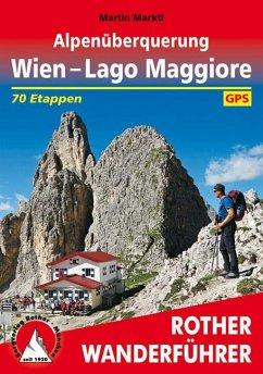 Alpenüberquerung Wien - Lago Maggiore - Marktl, Martin