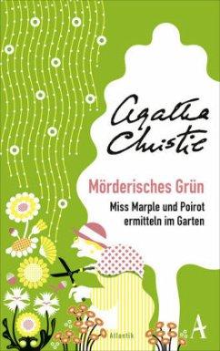 Mörderisches Grün (Restexemplar) - Christie, Agatha