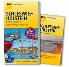 ADAC Reiseführer plus Schleswig-Holstein - Jürgens, Alexander