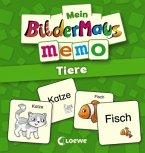 Mein Bildermaus-Memo - Tiere (Kinderspiel)
