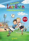 Leselöwen -- Die besten Leselöwen-Fußballgeschichten