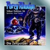Die Zeitpolizei / Perry Rhodan Silberedition Bd.36 (MP3-CD)