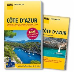 ADAC Reiseführer plus Côte d'Azur - Gercke, Hans