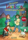 Leselöwen - Die besten Leselöwen-Detektivgeschichten