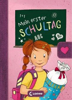 Mein erster Schultag (Mädchen)