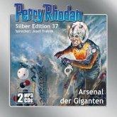 Arsenal der Giganten / Perry Rhodan Silberedition Bd.37 (MP3-CD)