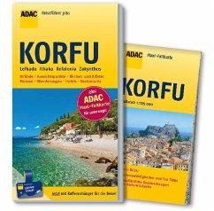 ADAC Reiseführer plus Korfu und Ionische Inseln - Peter, Peter