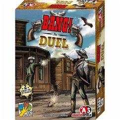 Abacus ABA38161 - BANG! The Duel, Kartenspiel