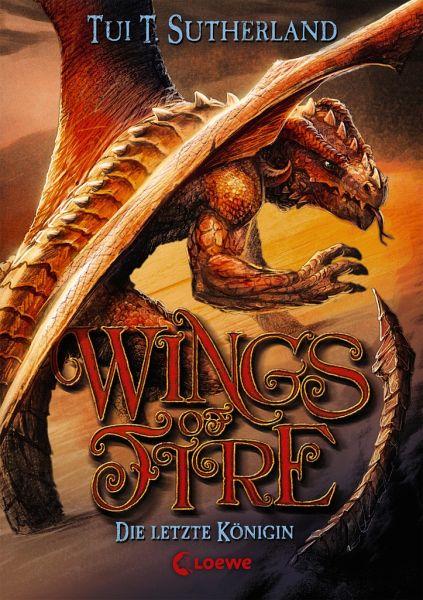 Buch-Reihe Wings of Fire