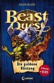 Die goldene Rüstung / Beast Quest Bd.4-6
