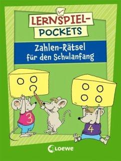 Lernspiel-Pockets - Zahlen-Rätsel für den Schul...