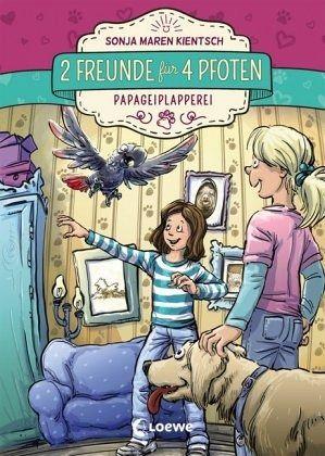 Buch-Reihe 2 Freunde für 4 Pfoten