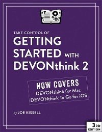 Take Control of Getting Started with DEVONthink...