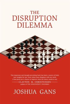 The Disruption Dilemma (eBook, ePUB)