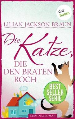 Die Katze, die den Braten roch / Die Katze Bd.23 (eBook, ePUB) - Braun, Lilian Jackson