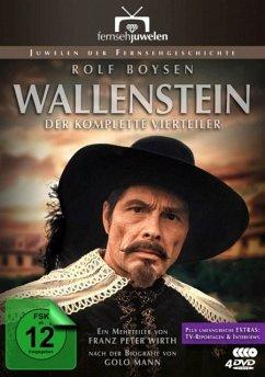 Wallenstein DVD-Box - Wirth,Franz
