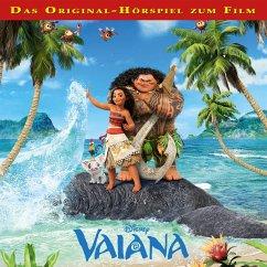 Disney - Vaiana (MP3-Download) - Bingenheimer, Gabriele