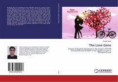 9783330001053 - Asadi, Shahin: The Love Gene - Buch