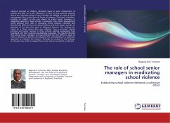 9783330002029 - Tumwine, Baguma Deo: The role of school senior managers in eradicating school violence - Buch
