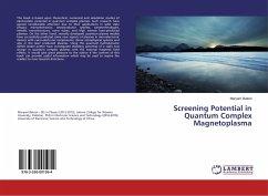 9783330001954 - Batool, Maryam: Screening Potential in Quantum Complex Magnetoplasma - Buch