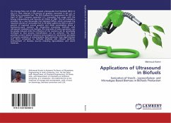 9783330003880 - Karimi, Mahmoud: Applications of Ultrasound in Biofuels - Buch