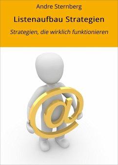Listenaufbau Strategien (eBook, ePUB) - Sternberg, Andre
