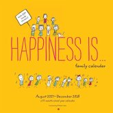 Happiness Is . . . 2017-2018 Family Calendar
