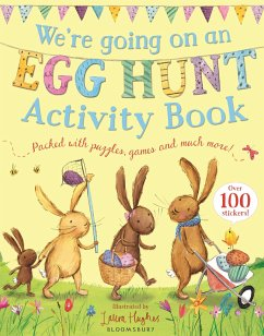 We're Going on an Egg Hunt Activity Book - Mumford, Martha