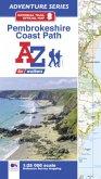 Adventure Atlas Pembrokeshire Coast A - Z